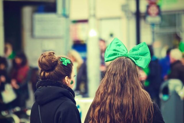 How to balance St Patrick's Day and work the next day