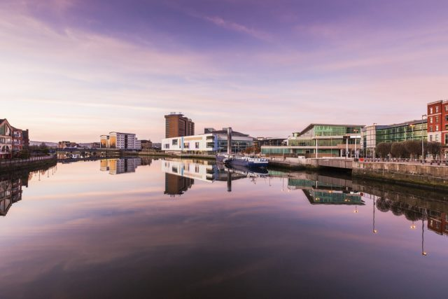 Belfast: A guide to living and working in this city